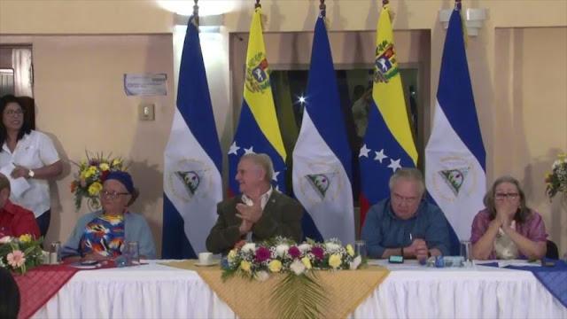 Nicaragua y Venezuela afianzan su unidad