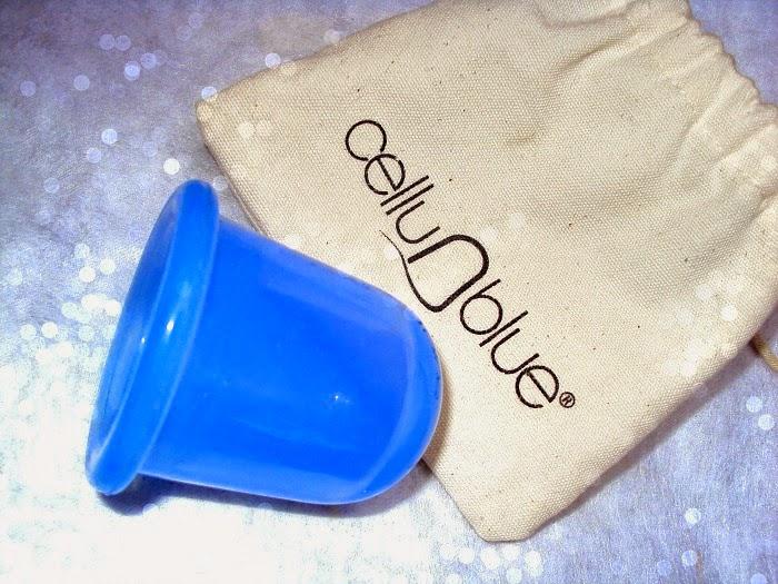 CelluBlue | Rewolucyjny antycellulitowy kubeczek masujący