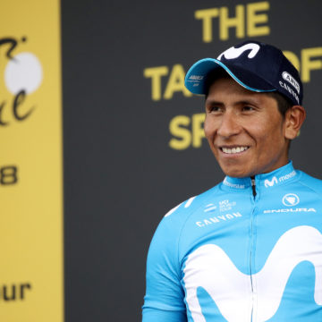38b3390ae Movistar Taps Quintana as Sole Leader for Tour