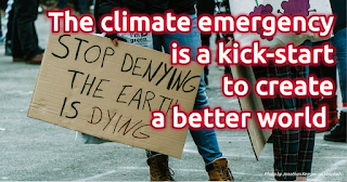 The climate emergency is a kick-start to create a better world, Cost-effective offset of residual carbon emissions, Carbon-neutral website, GoForZeroCO2