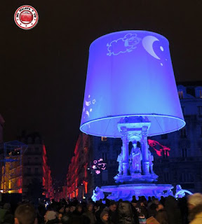 Fête des lumières Lyon - 2014