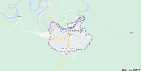 Tempat wisata di indonesia edisi Jambi