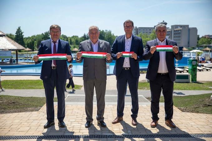 Fantasztikus bővítést kapott Hajdúszoboszlón Európa legnagyobb fürdőkomplexuma