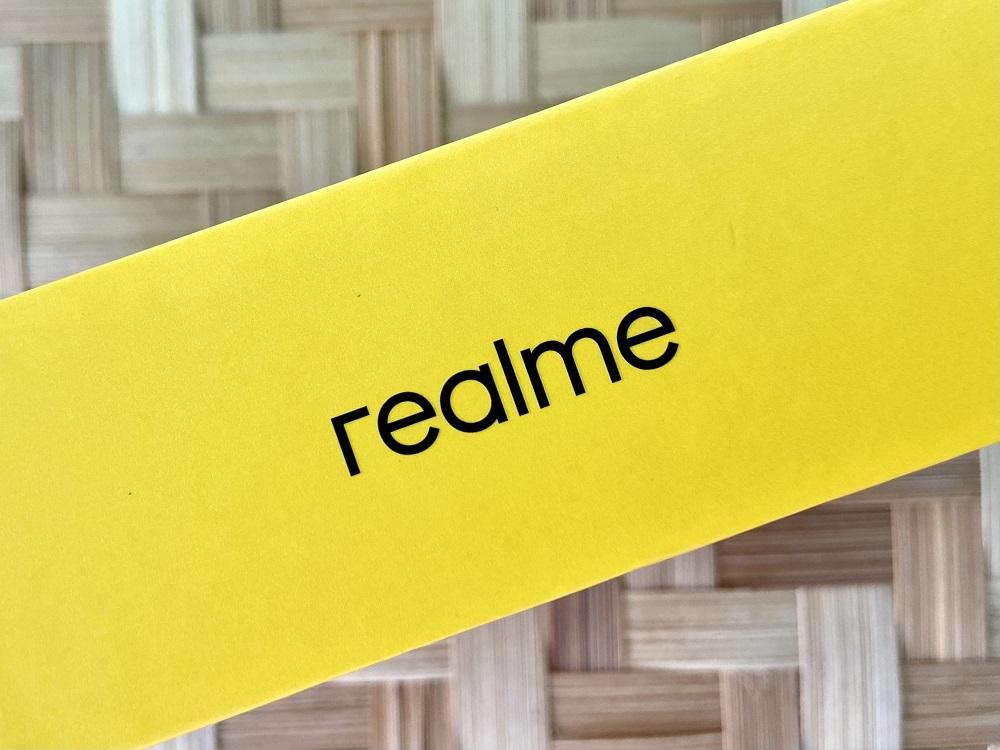 realme Buds Air Neo Box - Side