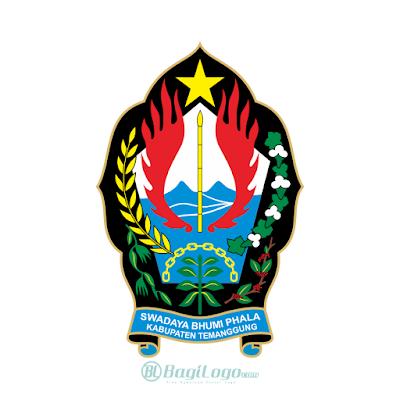 Kabupaten Temanggung Logo Vector