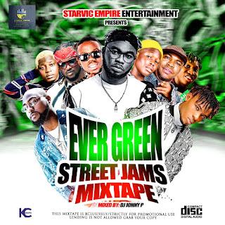 DOWNLOAD MIXTAPE: DJ Johny P - Evergreen Street Jams Mix