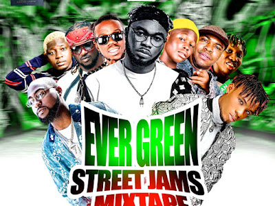 DOWNLOAD MIXTAPE: DJ Johny P - Evergreen Street Jams Mix