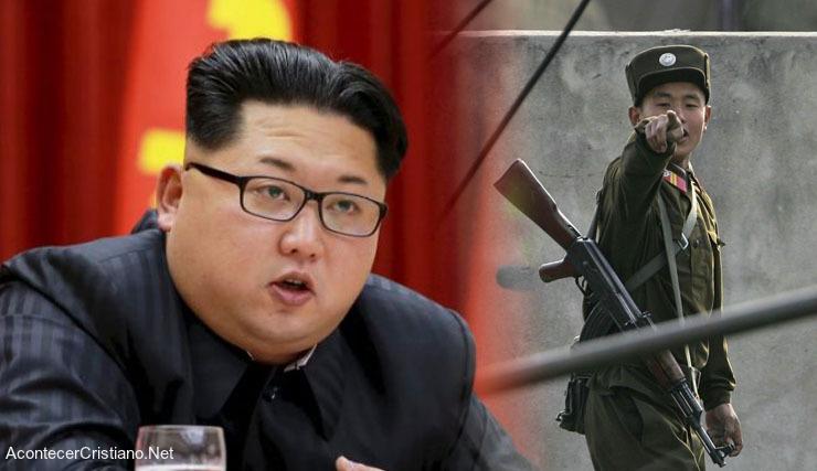 Régimen de Kim Jong-un ejecuciones públicas en Corea del Norte