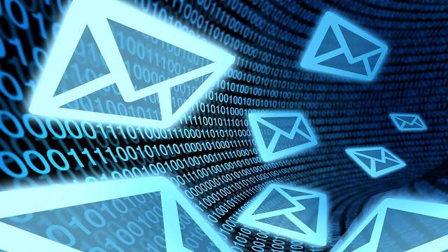 انتحال البريد عبر رابط