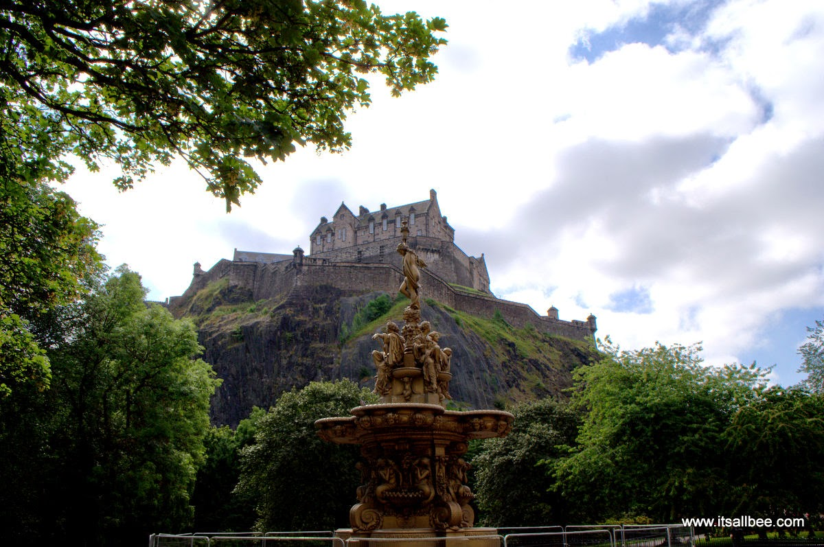 Edinburgh - 30 Of The Best Weekend Getaways In UK