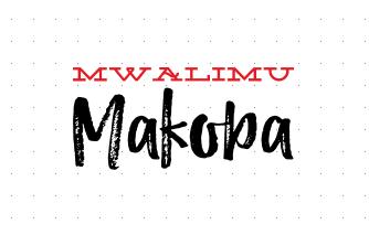 Mwalimu Makoba
