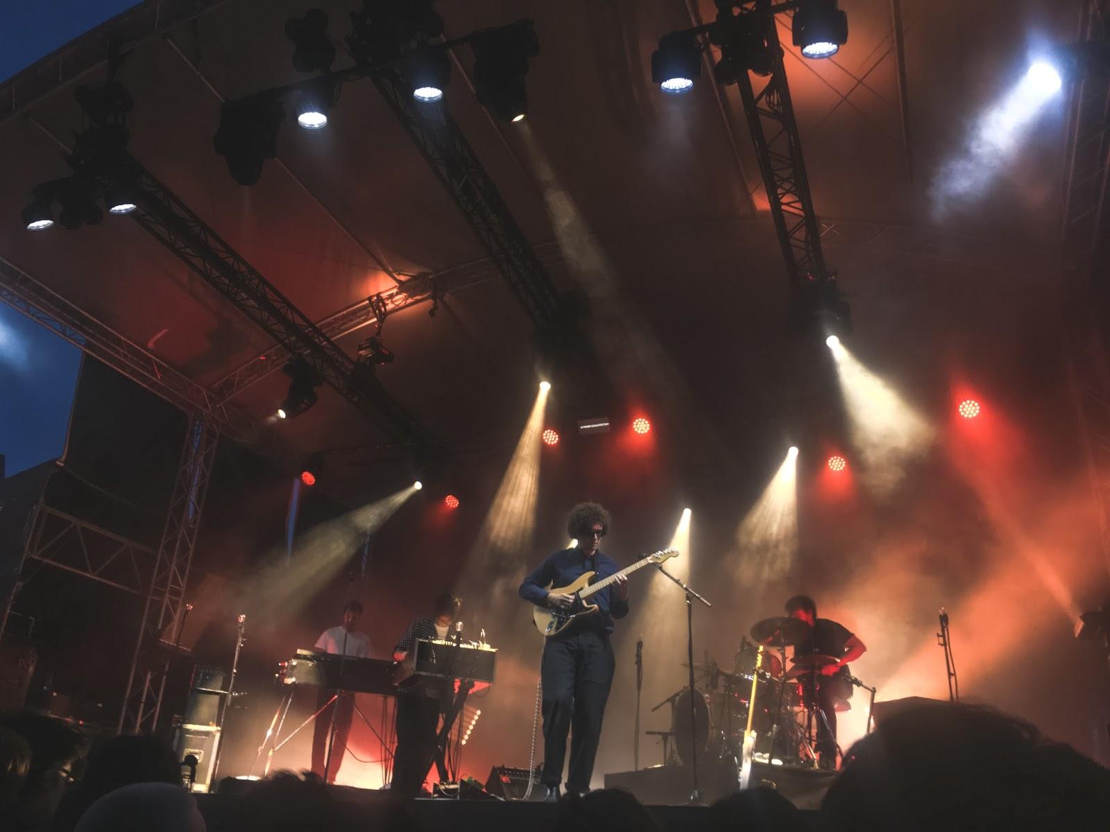 live groupe paradis festival cabourg mon amour