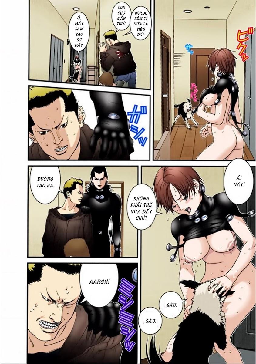 Gantz Chap 32: Quên trang 8