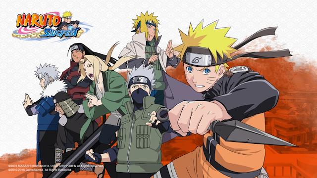 Naruto Slugfest