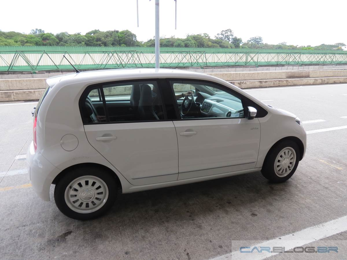 Volkswagen Up! I-motion automatizado