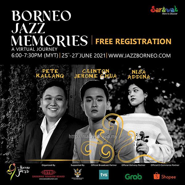 2021 Jazz Borneo