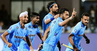 FIH Rankings - Indian men's Hockey team jumps one spot to 5th
