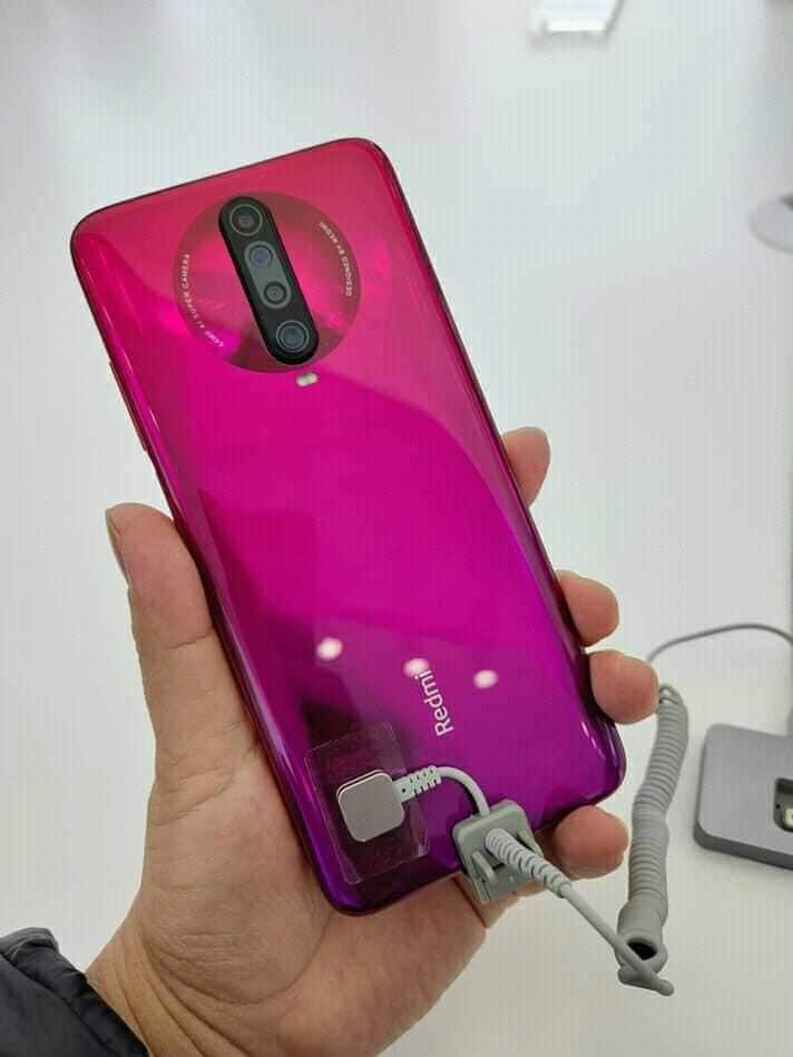 سعر وموصفات هاتف شاومي Redmi K30