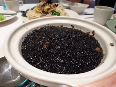 Putien, stewed seaweed