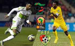 مشاهدة مباراة الجزائر وتوجو بث مباشر اليوم 18-11-2018 تصفيات كاس امم افريقيا
