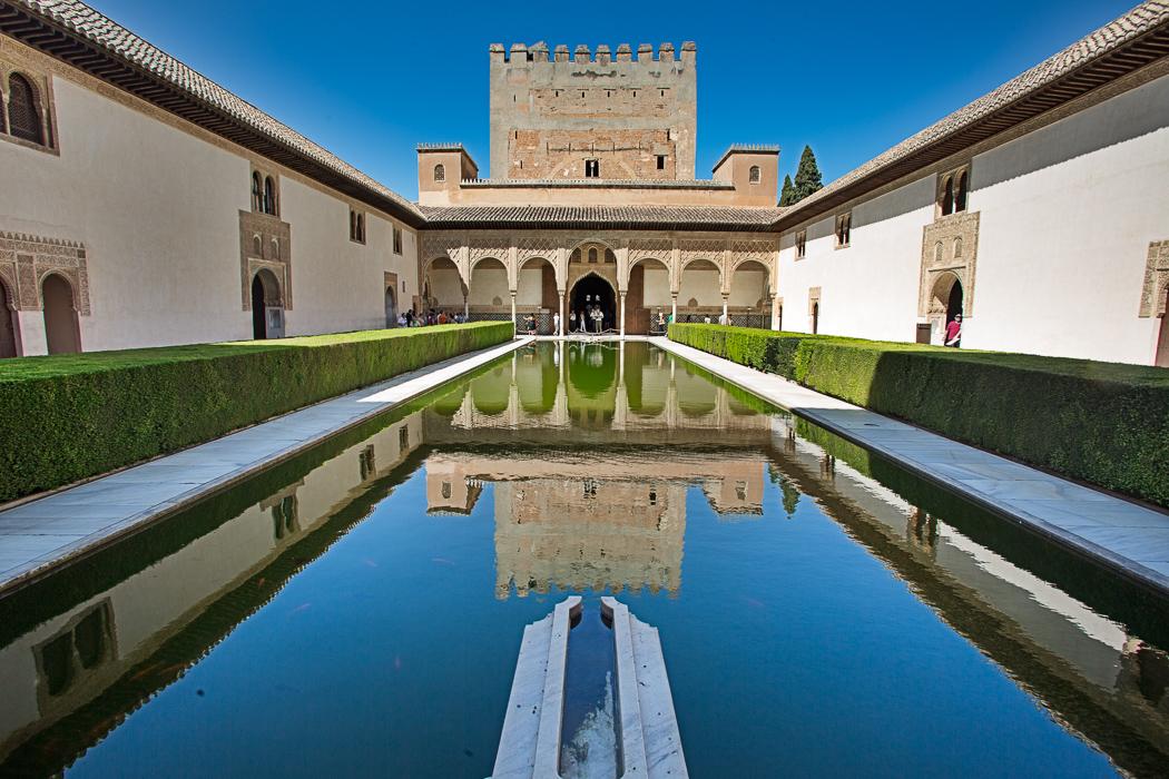 Territory of the Alhambra, Granada  Alhambra, Granada