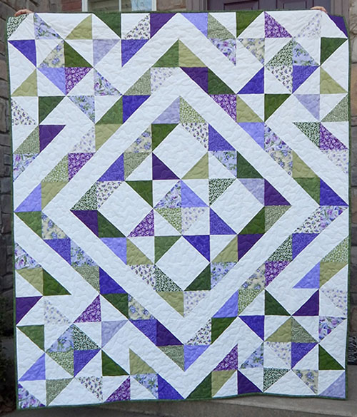 Stars Over Scott - Quilt Tutorial