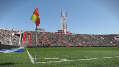 PES 2019 Stadium Tomás Adolfo Ducó by The_Pelado