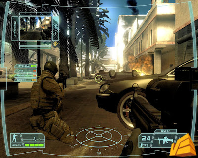 Tom Clancy's : Ghost Recon PC Game Computer Software