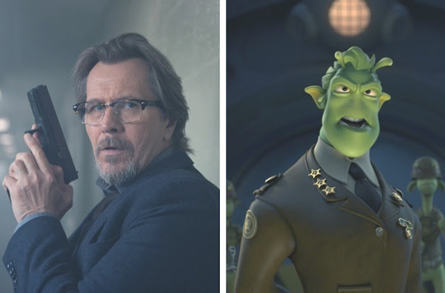 Gary Oldman - General Grawl - Planet 51