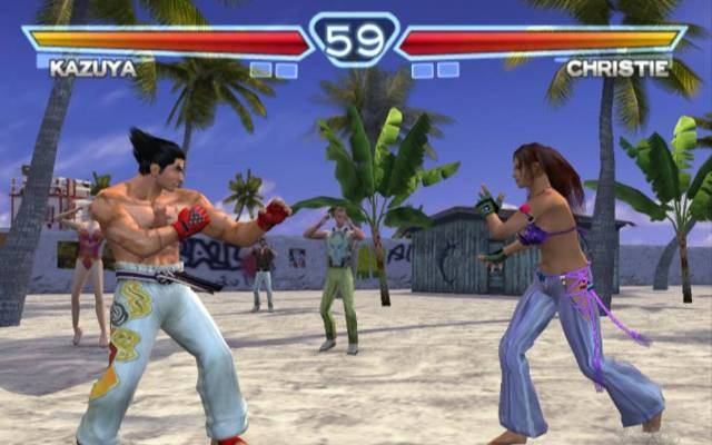 Tekken 4 PC Games Gameplay