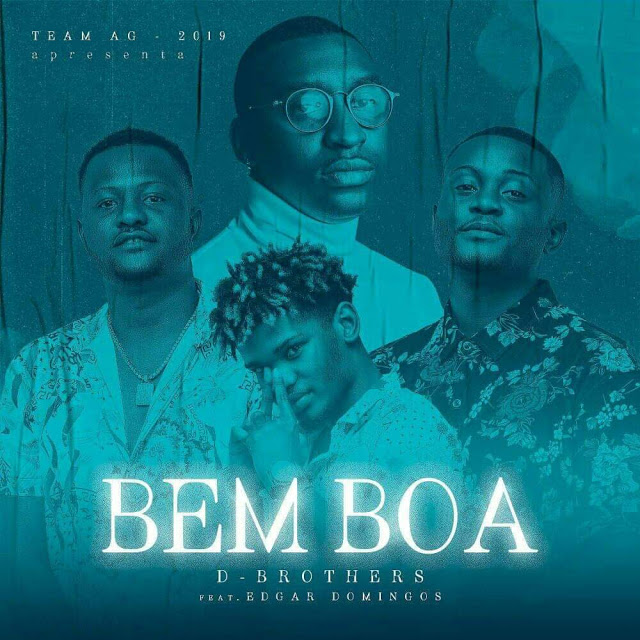 D-Brothers Feat. Edgar Domingos - Bem Boa (Afro Pop) [Download]