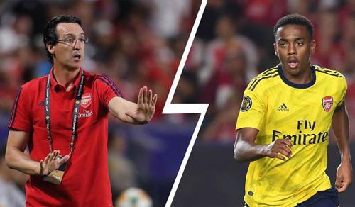 5 thất bại khiến Emery phải khăn gói rời Arsenal 4