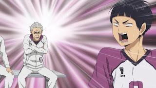 ハイキュー!! アニメ 3期5話 | 五色工 Goshiki Tsutomu | Karasuno vs Shiratorizawa | HAIKYU!! Season3