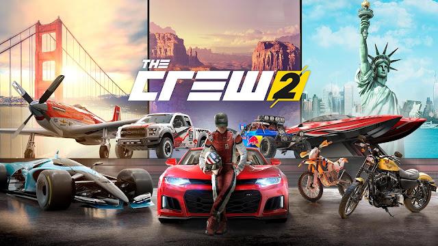 تحميل لعبة ذا كرو the crew 2 كاملة للكمبيوتر والموبايل الاندرويد برابط مباشر ميديا فاير مضغوطة