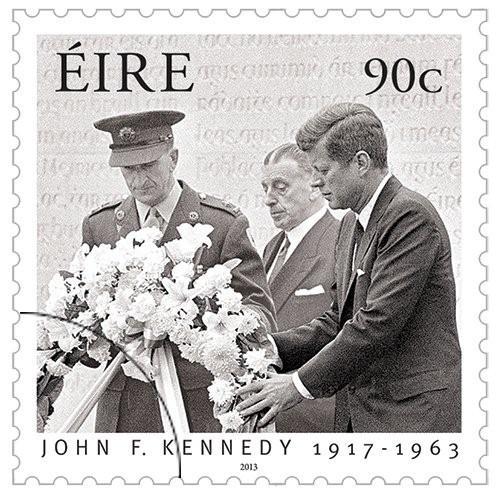 John F Kennedy Cuban Missile Crisis Quotes: Ireland: John F. Kennedy 1917- 1963