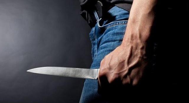 المهدية : إيقاف شاب حاول قتل والده بسكين