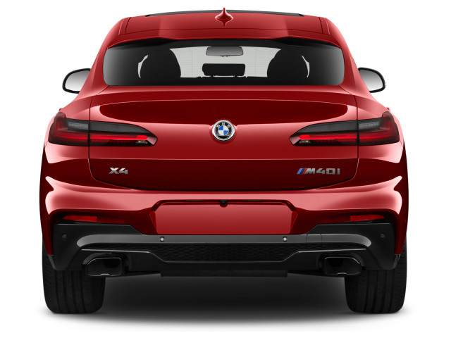 2021 BMW X4 Review