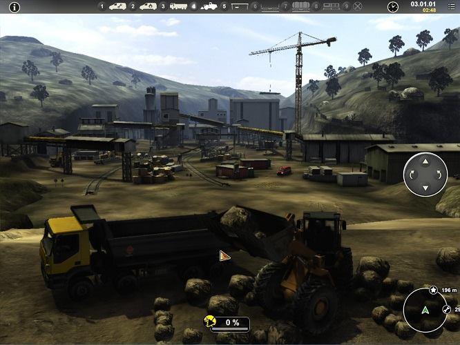 mining industry simulator gameplay