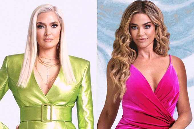 Erika Girardi Reveals The 'Most Frustrating Part' Of Denise Richards' 'RHOBH' Drama And Shares Why She Wished Denise Stayed On The Show!