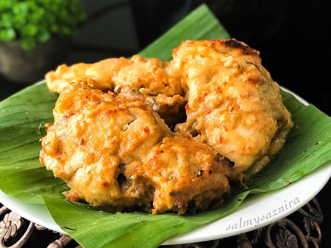 Resepi Ayam Percik Guna Air Fryer