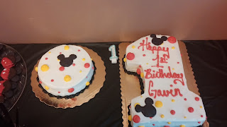 Restore Order Mickey Mouse Birthday Party