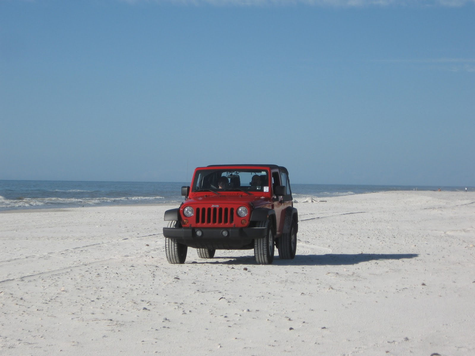 To Port St Joe Today Get A Permit Drive On The Beach In Gulf County It Was Gorgeous Day For Ride And Spending Time At
