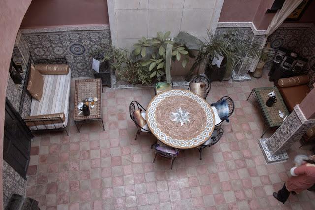 Rias Amskal - Marrakech