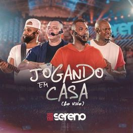 CD CD Jogando em Casa (Ao Vivo) – Vou pro Sereno (2020)