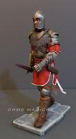 modellini soldati storici su ordinazione statuette fatte a mano milano orme magiche