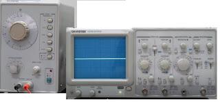 AFG dan osciloscop