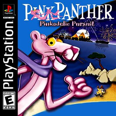descargar pink panther pinkadelic pursuit psx mega
