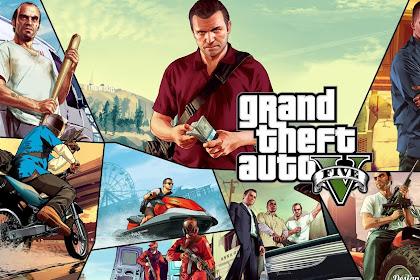 Cara Claim GTA V di Epic Games Secara Gratis
