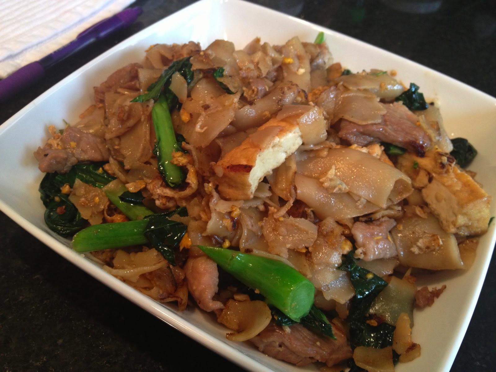 Pad see ew thai soy sauce noodles food generalist pad see ew thai soy sauce noodles forumfinder Gallery