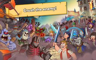 Free Download Hustle Castle Fantasy Kingdom MOD APK 1.2.0